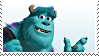 Monster University: Sulley Stamp by DIA-TLOA