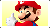 Mario Stamp by DIIA-Starlight