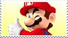 Mario Stamp by DIIA-Starlight