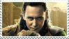 Thor 2:  Loki Stamp