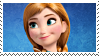 Frozen: Anna Stamp by DIIA-Starlight