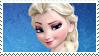 Frozen: Elsa Stamp by DIIA-Starlight