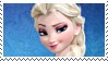 Frozen: Elsa Stamp by DIA-TLOA
