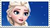 Frozen: Elsa Stamp V2 by DIIA-Starlight