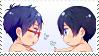 Free!  ReiHaru  Stamp 03 by DIA-TLOA