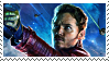 Star Lord Stamp