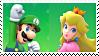 LuigiXPeach Stamp02 by DIA-TLOA