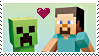 Steve X Creeper Stamp 02 by DIA-TLOA