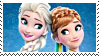 Frozen Fever Stamp by DIA-TLOA