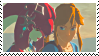 Link X  Mipha Stamp by DIA-TLOA