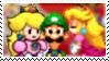 Luigi X Peach (MyLPG) Stamp 07 by DIIA-Starlight