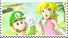 Luigi X Peach (MTUS)Stamp 10 by DIIA-Starlight