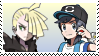 Gladion X Sun Stamp by DIA-TLOA