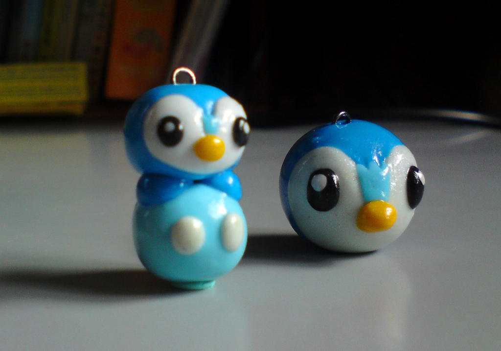 Piplup charms by dsam4