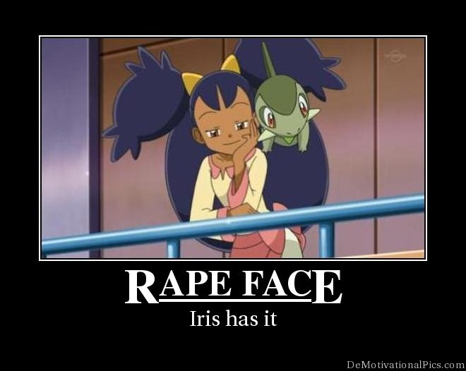 rape face meme anime - photo #32
