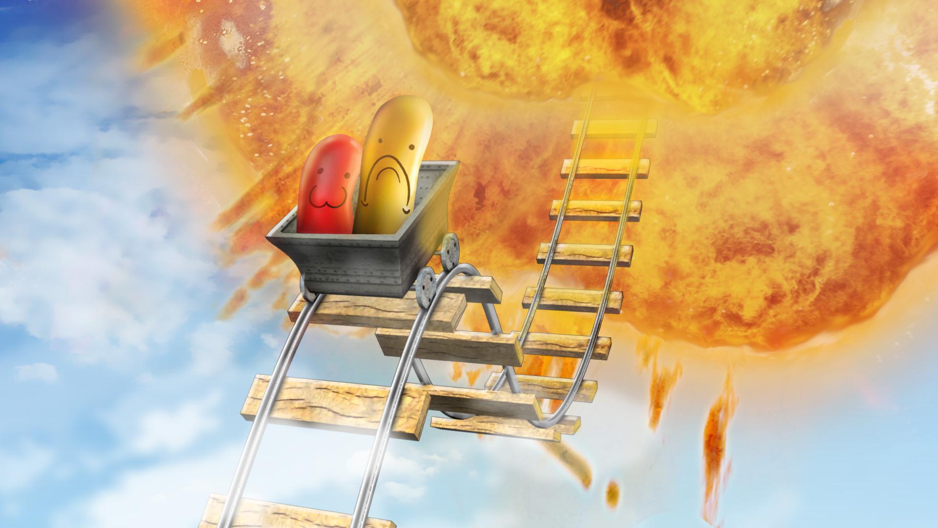 Rollercoaster Uligos by TigerboyPT