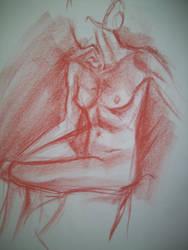 Life Drawing by MattPalizay