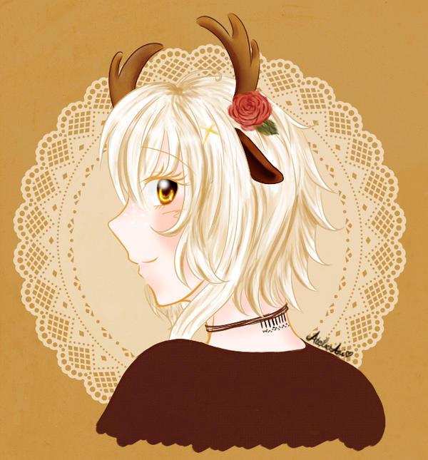 My Deer by AtelierAni