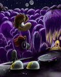 Rayman and Glade of Dreams