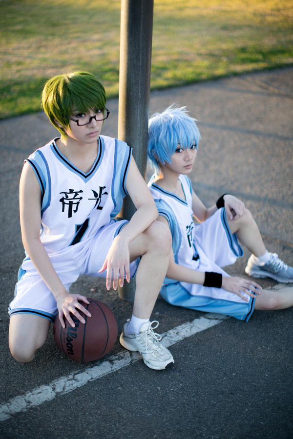 Kuroko no Basuke: Teammates by arisatou
