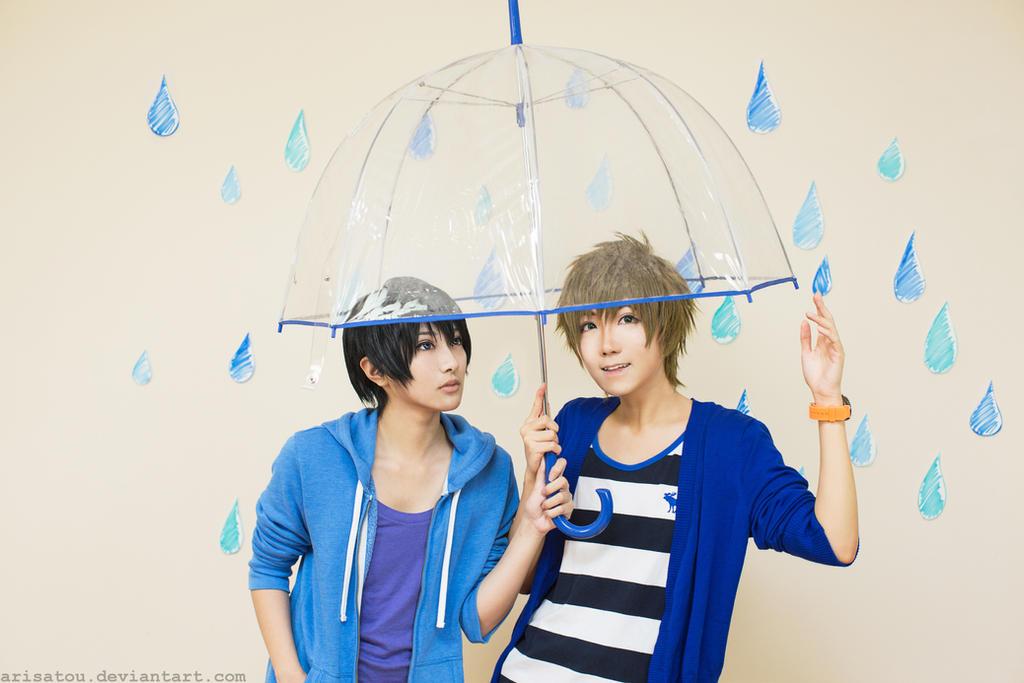 Free!: Rainy Day by arisatou