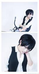 Yowamushi Pedal: Arakita Fashion Column by arisatou