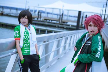Team Hiroshima Kureminami 2 by arisatou