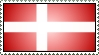 Denmark - Stamp by DarkFireDK