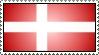 Denmark - Stamp by DarkFireDK