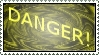Danger - Stamp by DarkFireDK