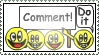 Comment - Stamp by DarkFireDK
