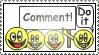 Comment - Stamp by DarkFireDK