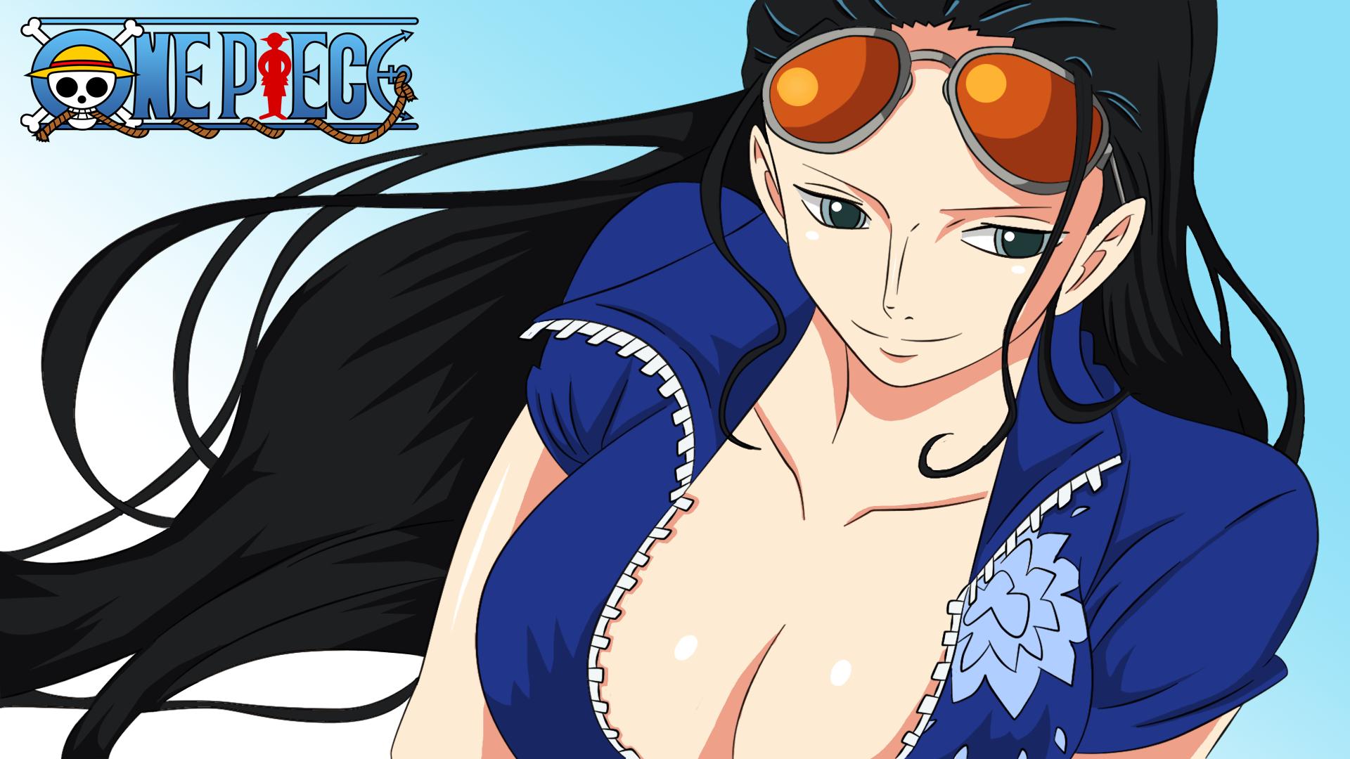 Nico robin erotic pictures