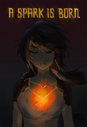 A Fire Rises