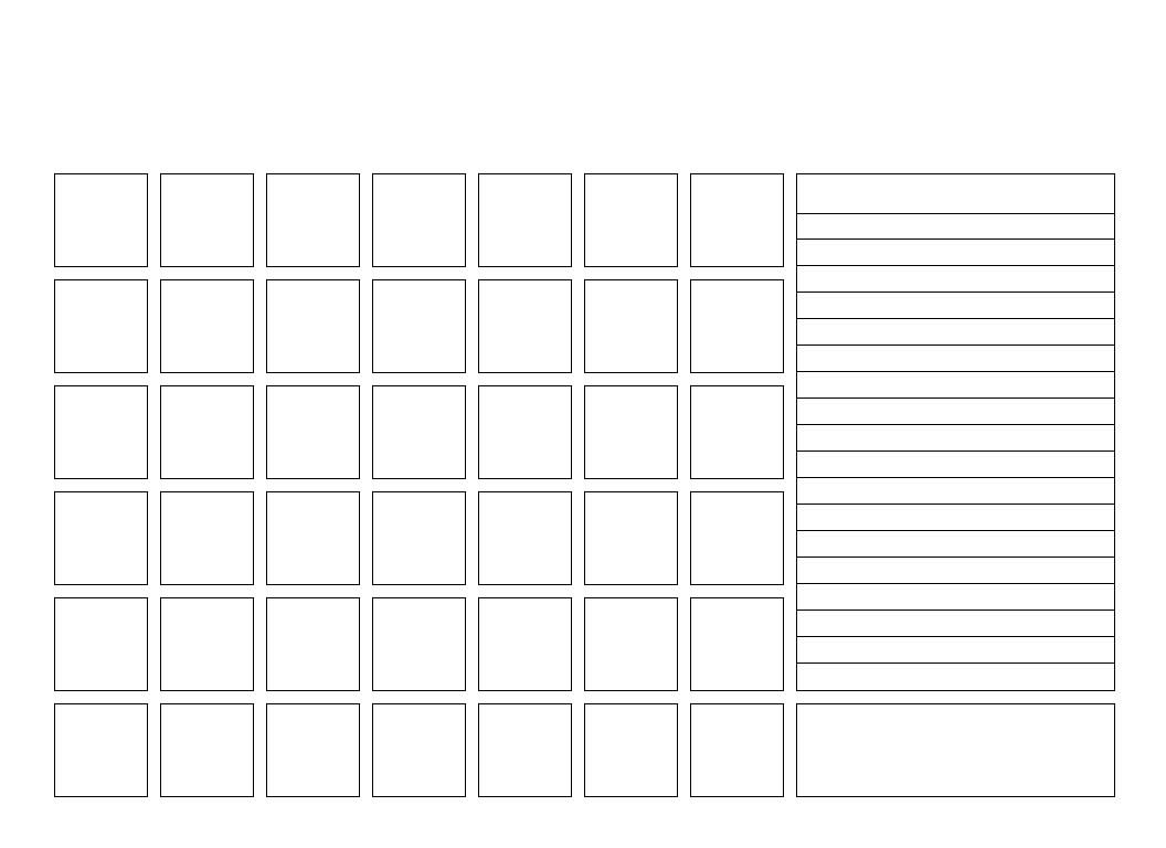 Calendar template: Plain by JedsOtherPoem on DeviantArt