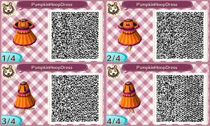 PumpkinHoopDress