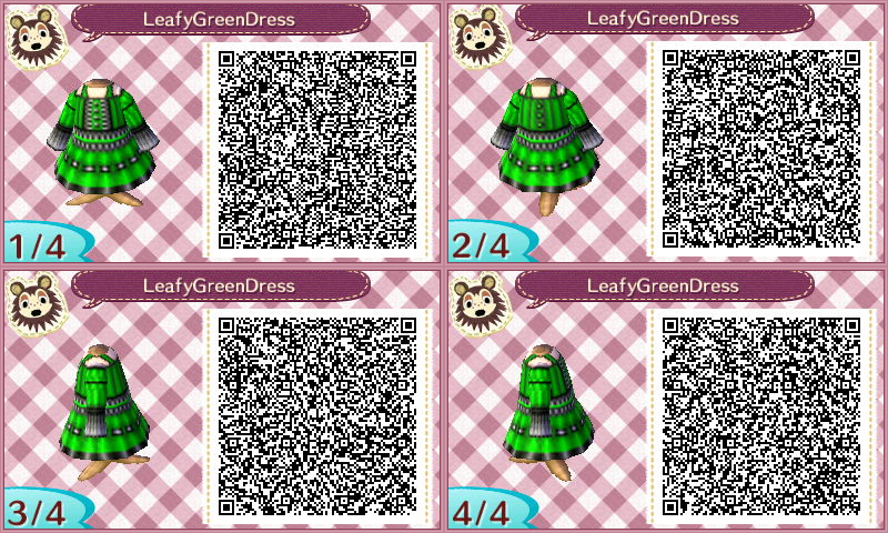 LeafyGreenDress by JedsOtherPoem