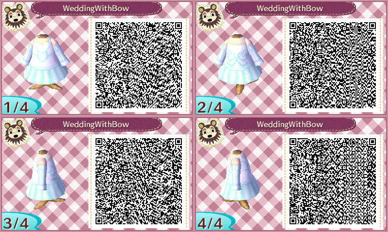 Animal Crossing New Leaf Qr Codes Minecraft Animal crossing   new leafQr Codes Animal Crossing New Leaf Dresses