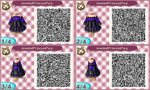 Jeweled Princess Purple