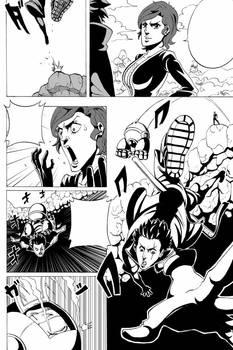 Manga: Last Adventure 2