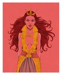 Princess by Tadjah