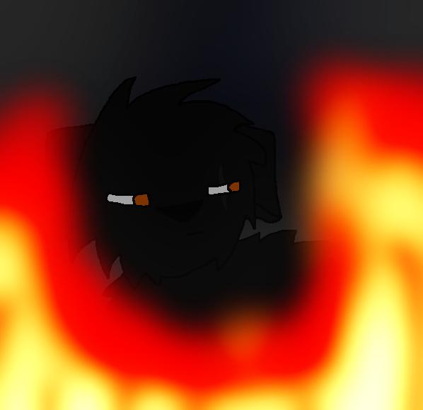 Lantinari's Fire by Mcingake