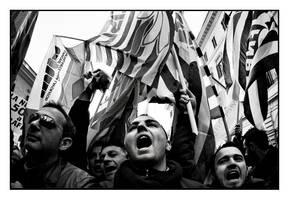 Demonstrators by StarfighteR81