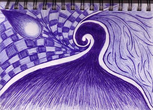 Biro Spiralled