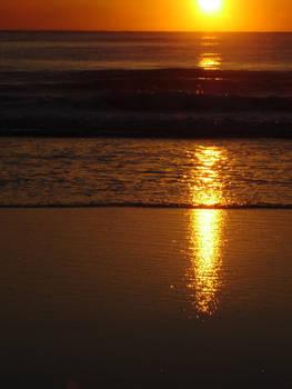 Shore of the Rising Sun