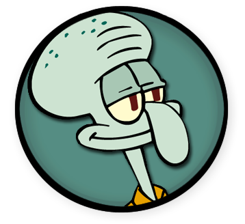 Interest Button - Squidward by TheInterestButtons on DeviantArt