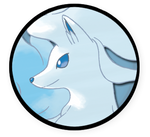 Interest Button #70 - Ninetales (Alolan Form) by TheInterestButtons