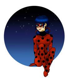Miraculous Ladybug by Cvicel
