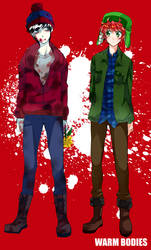 Warm bodies# by shiron2611