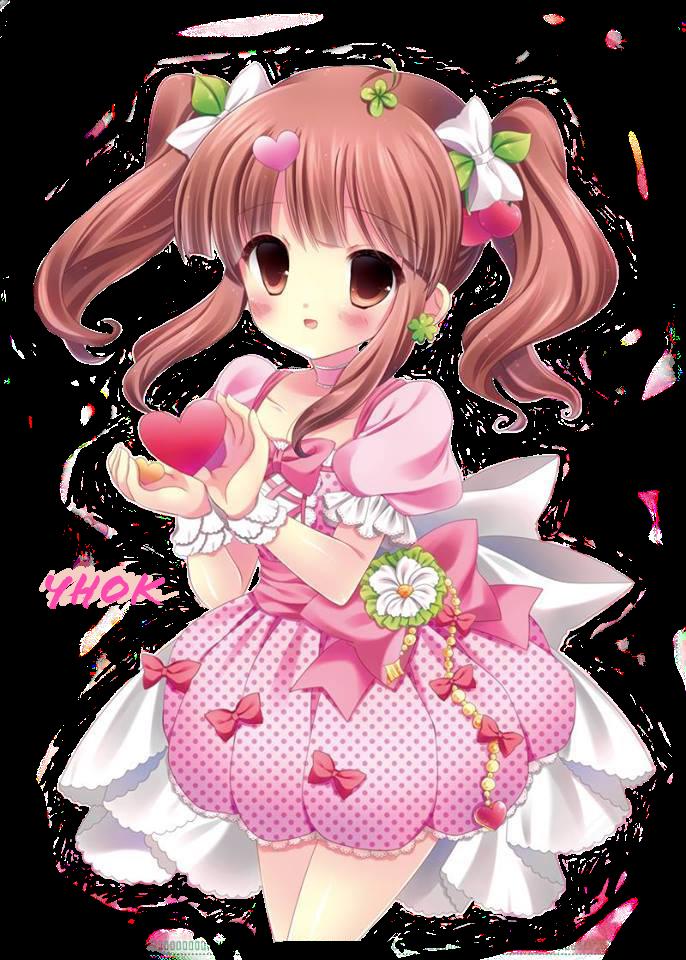 Cute anime render girl by mirai3113 on DeviantArt